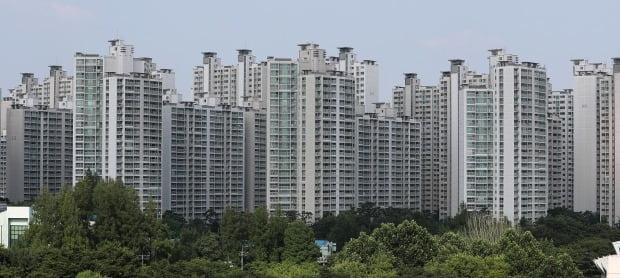 서울 송파구의 한 아파트 단지. (사진=뉴스1)