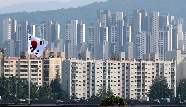 서울 시내의 아파트 단지 모습(사진=뉴스1)