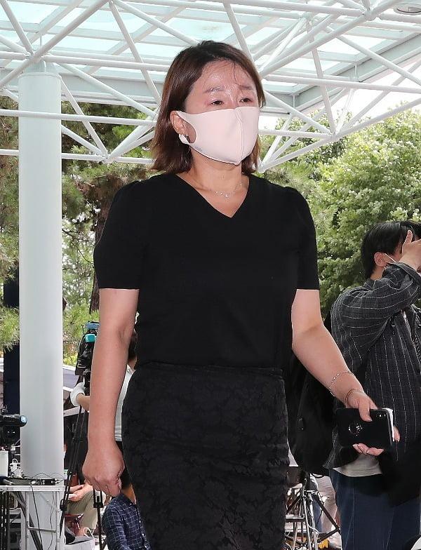이재정 의원, '황망한 표정으로 빈소로'. 사진=뉴스1