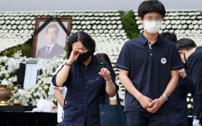 """박원순 7억 빚 보태겠단 성금에 """"子유학비는…"""""""