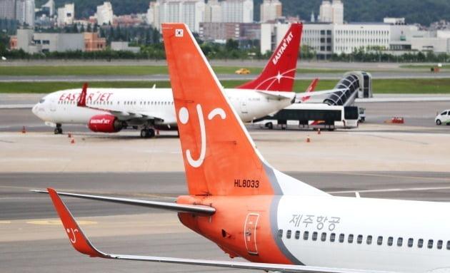 제주항공이 결국 이스타항공 인수를 포기했다. 제주항공은 23일 이스타항공 경영권 인수를 위한 주식매매계약(SPA)을 해제했다고 공시했다. 사진=뉴스1