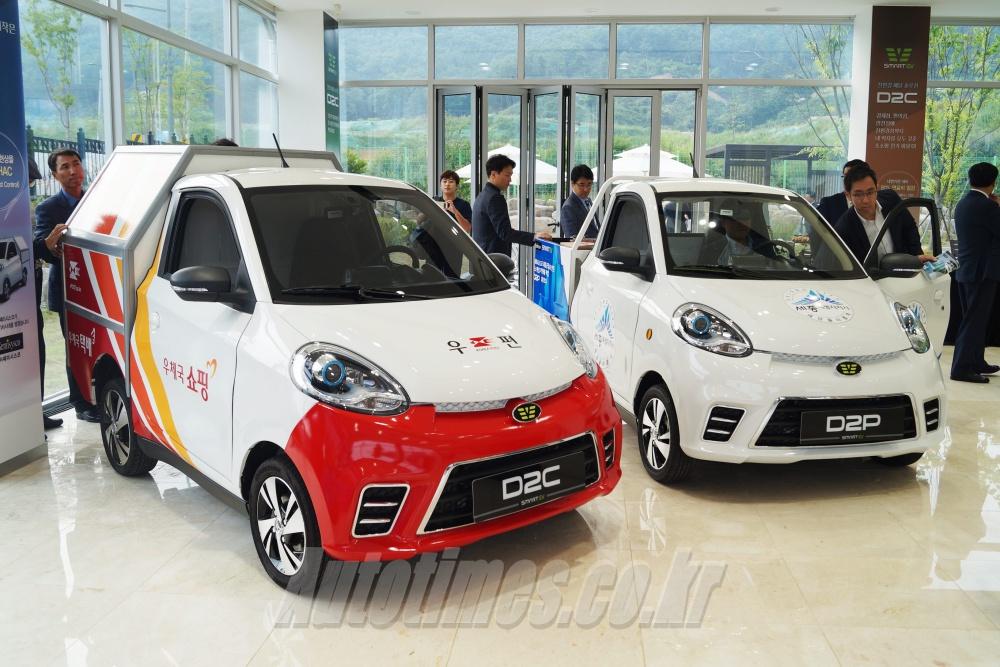 상반기 전기차 판매, 상용차 늘고 초소형차 줄고