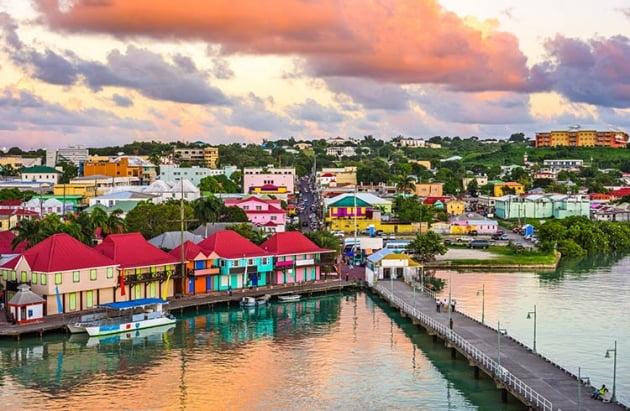 """카리브해 섬나라들, 시민권 할인…""""4인가족 30만달러만 내세요"""""""