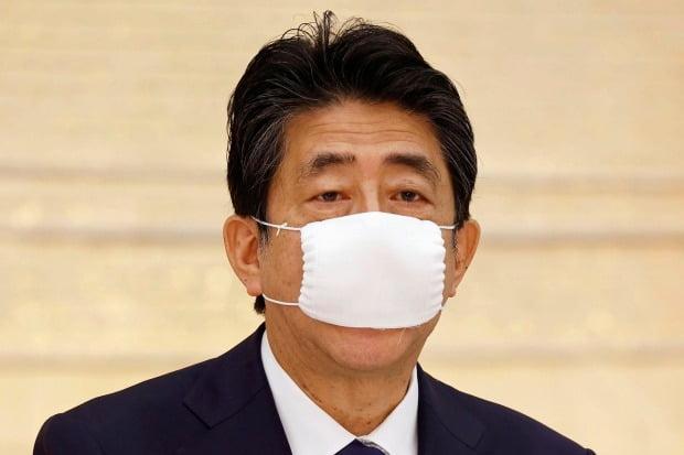 아베 신조 일본 총리 [사진=AP 연합뉴스]