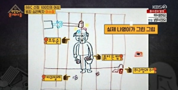 '옥문아' 이수정 교수 조두순 사건 언급 / 사진 = '옥문아' 방송 캡처