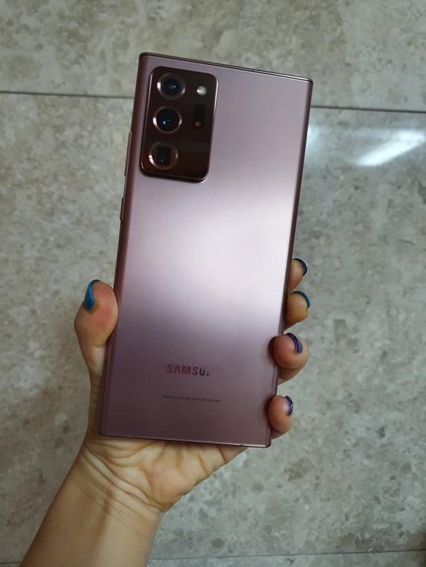 삼성 '갤노트 20 U', 생생한 필기감으로 한층 더 진화한 S펜