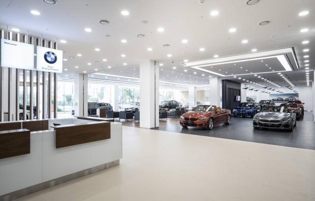 올해 상반기 2030세대가 가장 많이 구매한 수입차 브랜드는 BMW로 나타났다. 사진=도이치 모터스