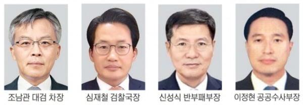 추미애, 親與 대검 간부로 '윤석열 포위'