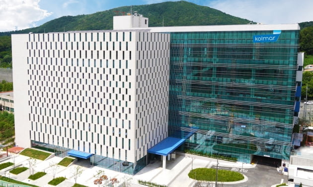 서울 서초구에 있는 한국콜마 종합기술원의 모습. 한국콜마 제공