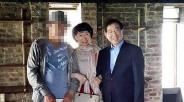 진혜원 대구지검 부부장검사가 지난 7월 페이스북에 올린 사진. /사진=진혜원 검사 페이스북