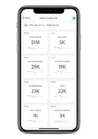 어도비, 데이터 분석 서비스 '어도비 애널리틱스' 모바일 앱 출시