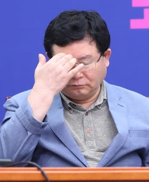 설훈 더불어민주당 의원. 연합뉴스