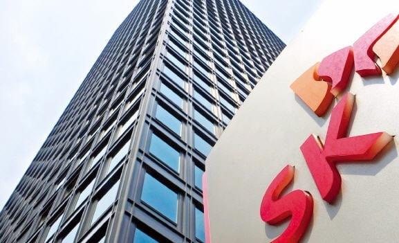 SK, 中 데이터센터社에 3600억 투자