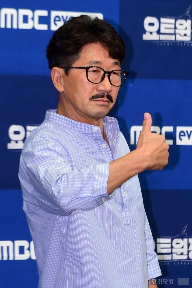 [포토] 김승진 선장, '요트원정대의 선장'