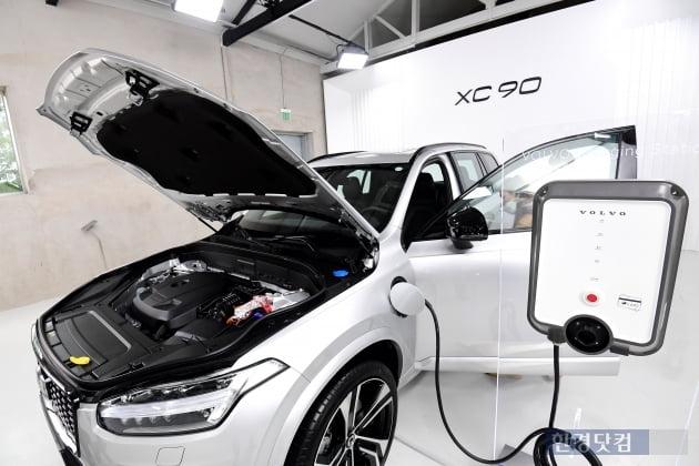 [포토] 볼보, 'XC90', 'XC60'T8 R-디자인 꼼꼼하게 살펴보기