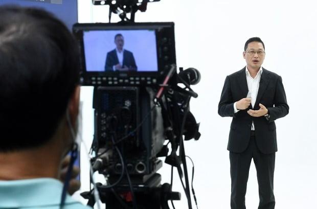 이경수 메리츠증권 리서치센터장이 27일 한경 재테크쇼에서 강연하고 있다. (사진 변성현 기자)