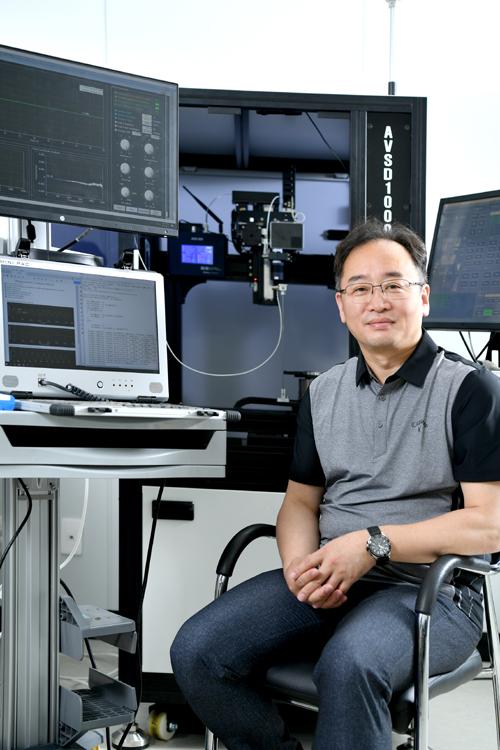 [2020 인하대 스타트업 CEO] '㈜포토메카닉' 세계 최초 개발한 반진동 시스템으로 진동 80% 감소…삼성·LG 등 대기업 거래도