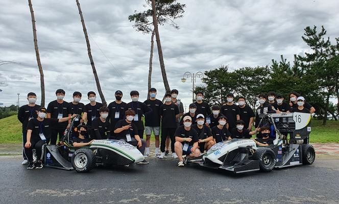 국민대 자작자동차동아리, 대학생자작차대회 Formula부문 4년 연속 1위