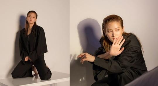배우 박주현 하퍼스 바자(사진= 935엔터테인먼트)