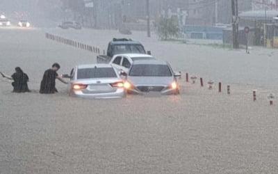"""""""홍수에 자동차 침수됐다면 차라리…"""""""