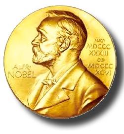 노벨상 메달