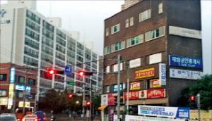 충남 서산시 수익형 상가건물