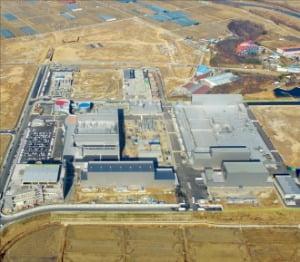 올 4월 준공한 충북 진천의 케이푸드산업단지. 이 산단에는 CJ제일제당, 원지, CJ대한통운 등 5개 기업이 입주한다.  충청북도 제공