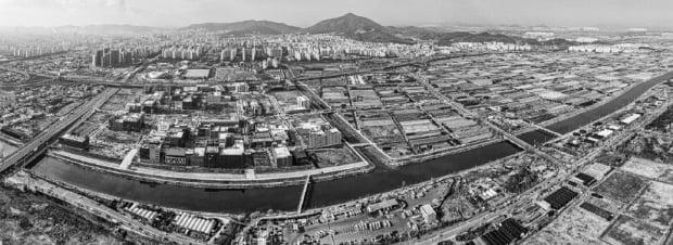 정부가 3기 신도시 토지 보상 절차에 착수했다. 보상금이 1조1500억원에 달할 것으로 추산되는 인천 계양 테크노밸리 택지지구 전경.  한경DB