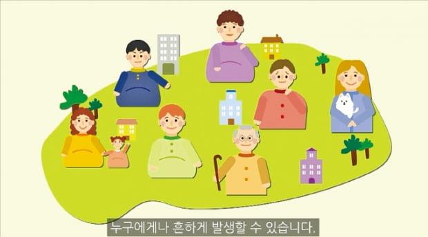 청소년부 대상을 받은 강민정 감독의 '비만이 질병이라는 사실을 아시나요'