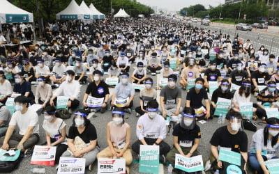"""병원들 """"전공의 집단 휴진에도 우려했던 진료 차질 없어"""""""