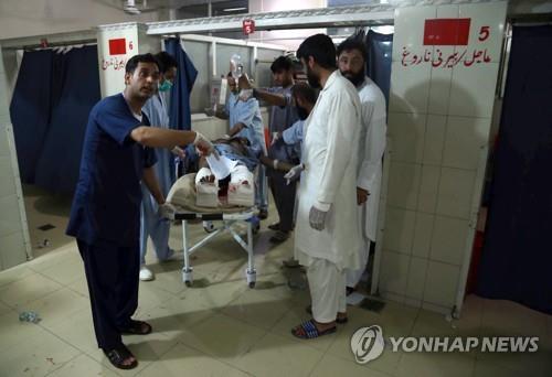 아프간 동부서 무장 괴한, 교도소 습격…IS 배후 자처