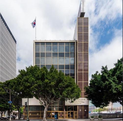 LA 총영사관 긴급 폐쇄…직원 1명, 코로나19 확진자와 접촉