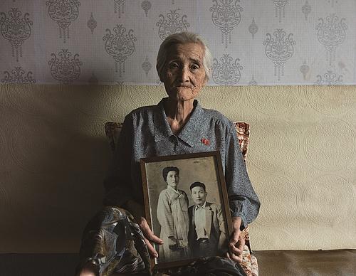 하야시 노리코 씨의 저서 '조선으로 간 일본인 아내'