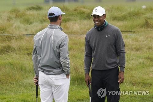 PGA챔피언십 승부의 변수는 쌀쌀한 날씨