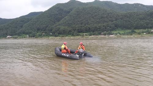 홍천서 급류 휩쓸린 차량서 실종된 50대 사흘 만에 숨진 채 발견