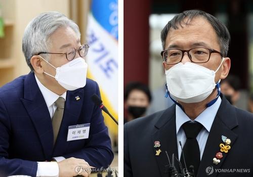 """김부겸ㆍ이낙연 만난 이재명, 박주민 요청에 """"일정 안 맞아"""""""