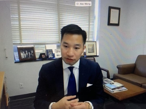 """미 대북특별부대표 """"북한과의 협상에 준비돼""""…중국 역할 강조"""
