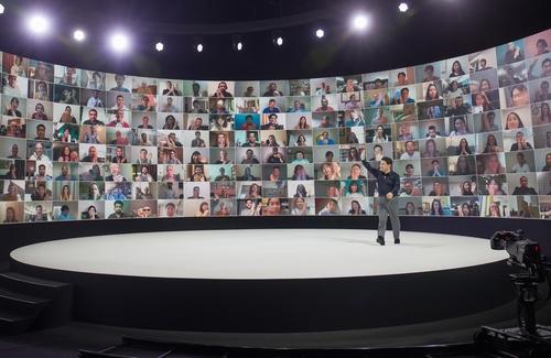 '가보지 않은 길' 온라인 갤럭시 언팩 전세계 5천600만명 봤다(종합)