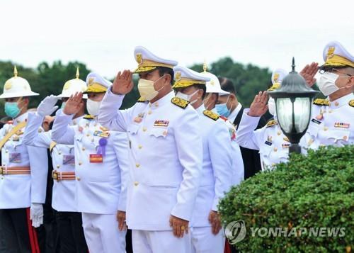 태국 반정부집회 탄압 수순?…관계자 소환에다 군부 실세도 비판