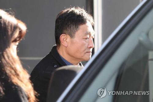 386 출신 사업가 허인회 또 구속기로…정부기관 납품청탁 의혹(종합)