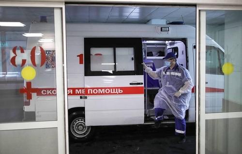 러시아 코로나 누적확진 87만명 넘어…신규확진 18일째 5천명대