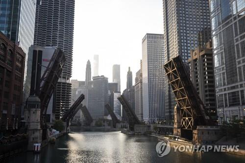미 시카고 최대 번화가서 심야 폭동·약탈…유명 매장들 털려(종합2보)