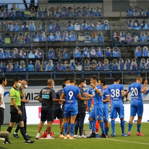 일본 J리그 사간도스 코로나 9명 추가 확진…25일까지 경기 중단