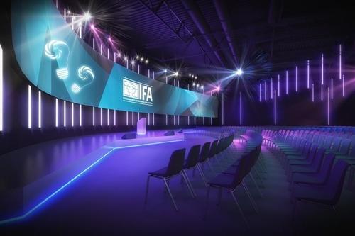 코로나로 확 줄어든 'IFA 2020'…글로벌 기업 전시 모습은