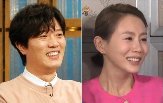 """박희순, '♥박예진' 언급 """"설레여서 잠 못자"""""""