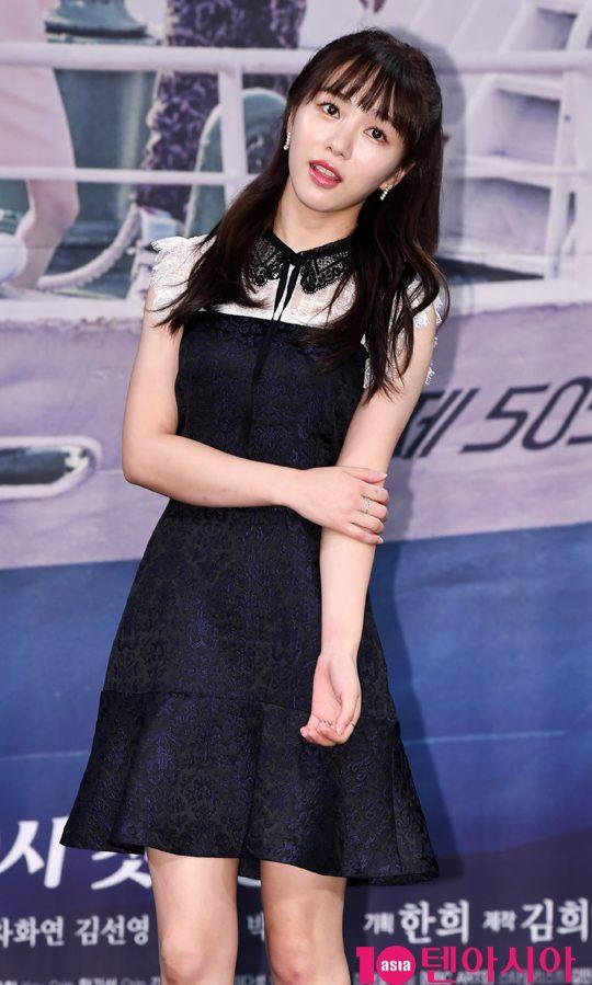 그룹 AOA 출신 배우 권민아 / 사진=텐아시아DB