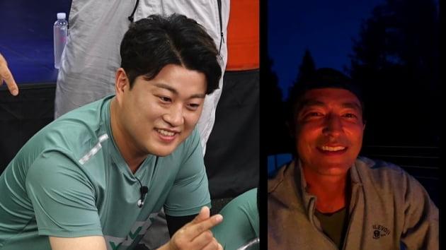 '위대한 배태랑' 김호중 다니엘 헤니 / 사진 = JTBC 제공