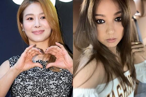 핑클 옥주현(왼쪽), 이효리/ 사진=텐아시아DB, 이효리 인스타그램