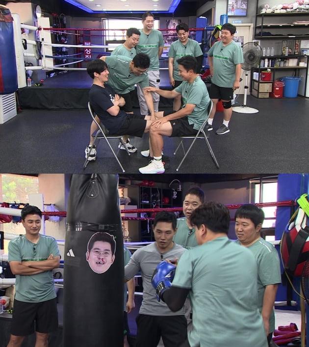 '위대한 배태랑' / 사진 = JTBC 제공
