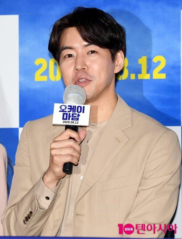 [TEN 포토] '오케이마담' 이상윤 '악역이지만 완전한 악역은 아니다'